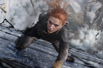'Black Widow' Spins Up Big Debut at the Box Office