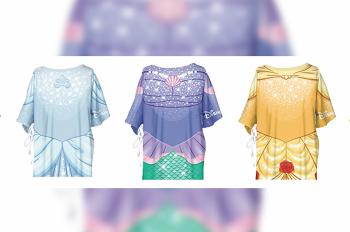 The Walt Disney Company and Starlight Children's Foundation Reveal Disney Princess-Themed Starlight Hospital Wear