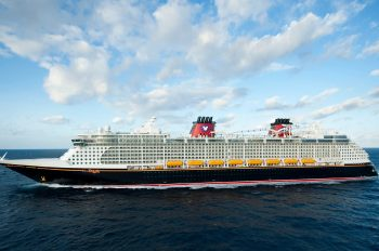 "'Travel + Leisure' Readers Name Disney Cruise Line ""World's Best"""