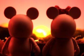 Behind the Scenes of Disney's 'Blank: A Vinylmation Love Story'