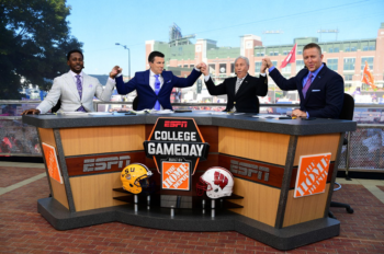 Record-Setting College Football Kickoff Weekend for ESPN and ABC