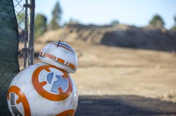 "Take a 360-Degree Look at ""Star Wars""-Themed Land Groundbreaking at Disneyland Park"