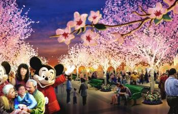 Shanghai Disney Resort Announces Alliance Agreement and Details of the 'Garden of the Twelve Friends'