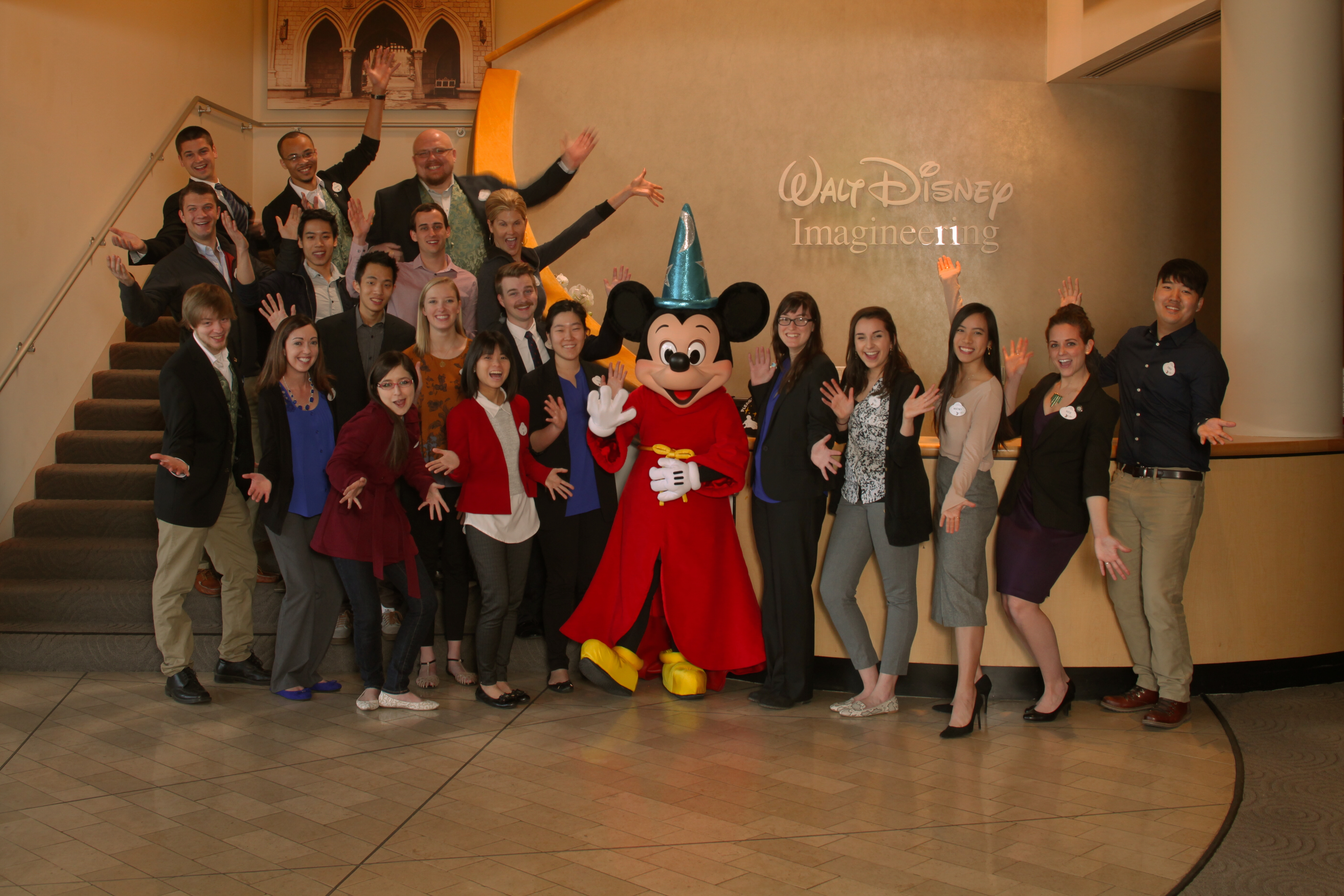 Imagineering Challenge Inspires Creativity and Innovation in College Students