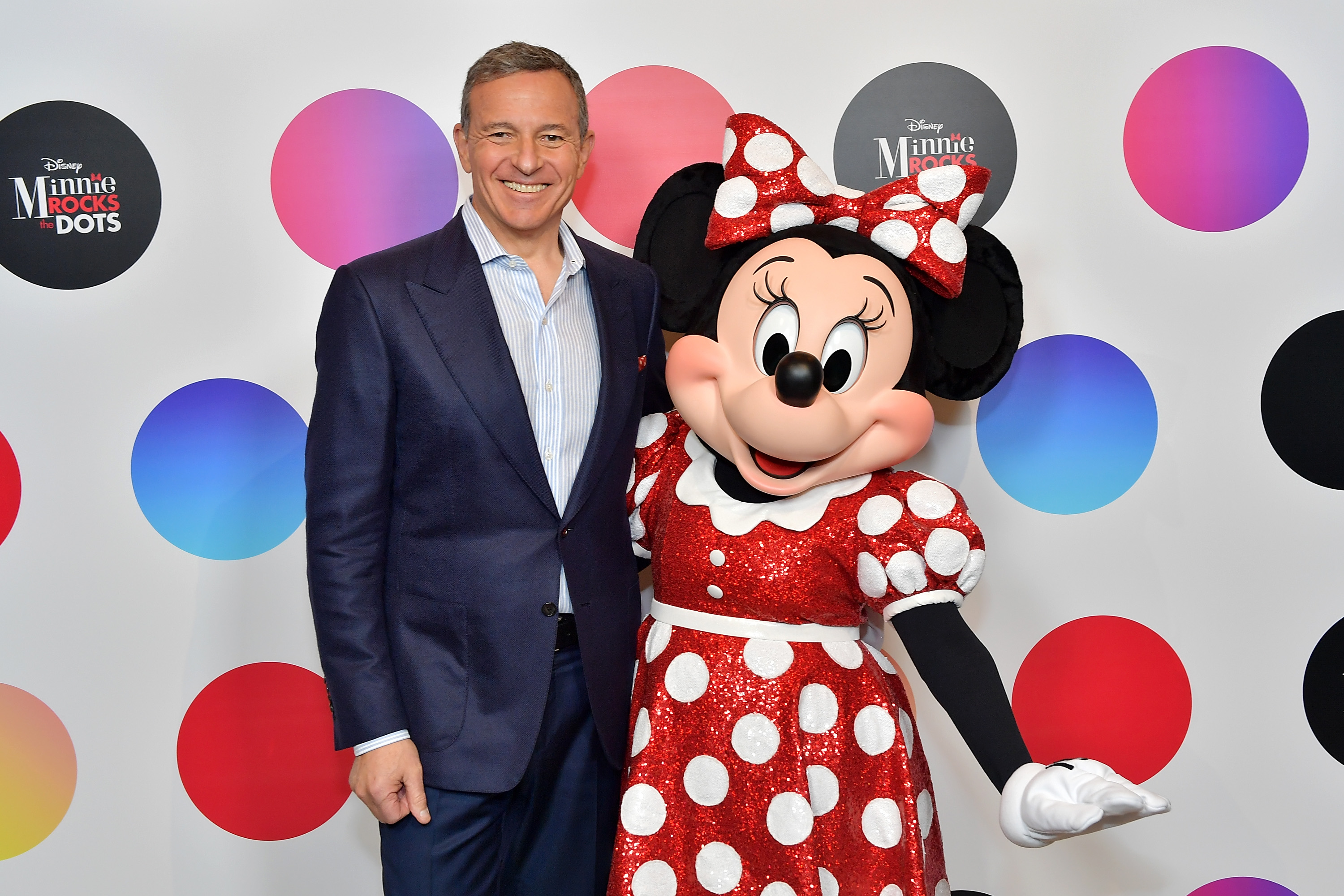 """053077491 Minnie's impact extends far beyond fashion and film. Iger noted, """"Always  ahead of her time, Minnie was an influencer way before the rise of social  media, ..."""