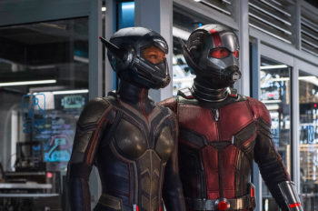 Teaser Trailer Debuts for Marvel Studios' 'Ant-Man and the Wasp'