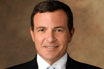 Disney Chairman and CEO Robert A. Iger Enters Broadcasting & Cable Hall of Fame