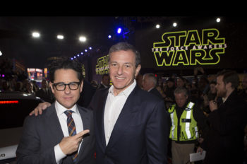 "Disney Chairman and CEO Bob Iger Named Variety's ""Showman of the Year"""
