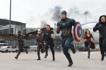 """Brand-New Trailer and Posters Released for Marvel's """"Captain America: Civil War"""""""