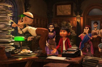 New Trailer Debuts for Disney•Pixar's 'Coco'