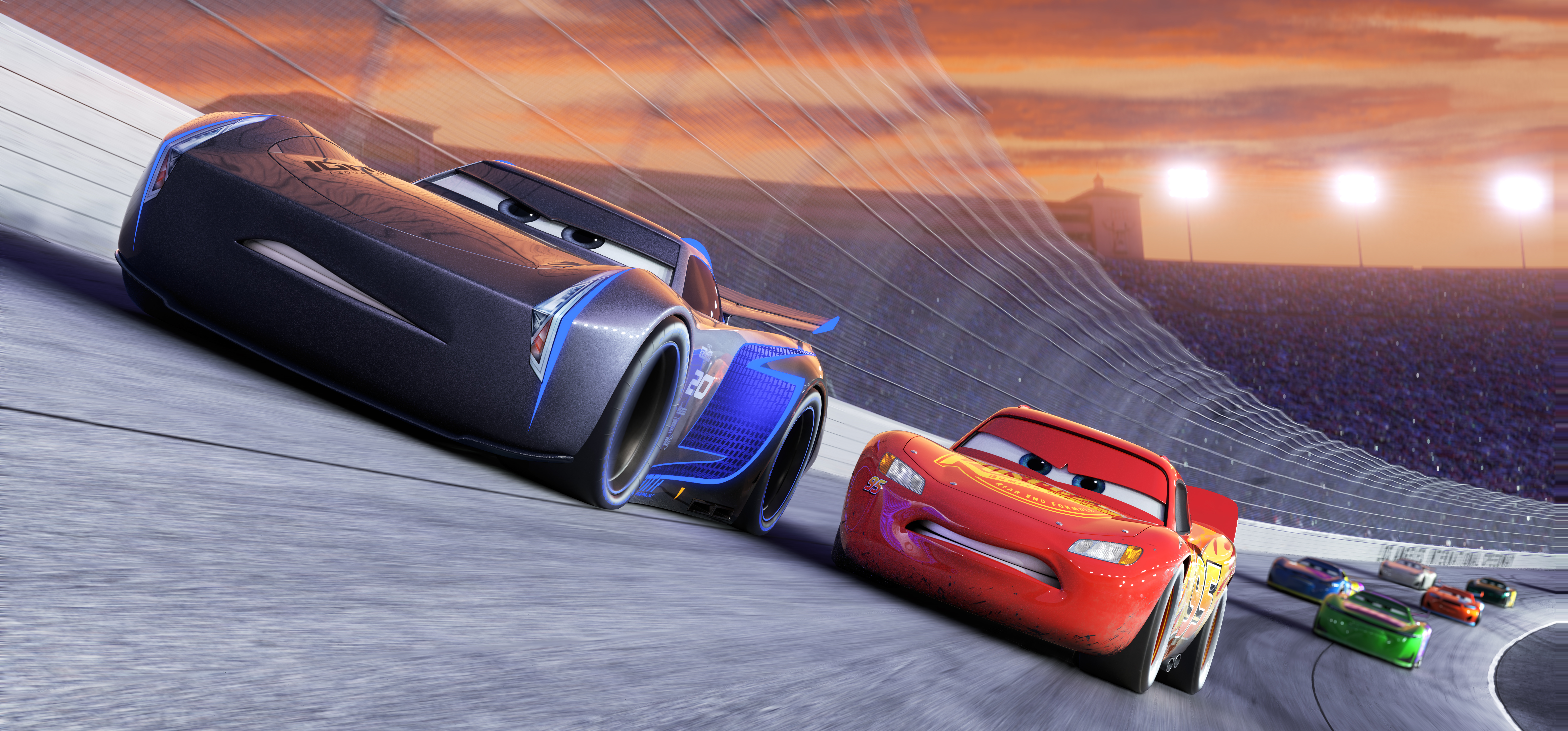 Pixar Pushed Technology to Paint the Cars in \'Cars 3\' - The Walt ...