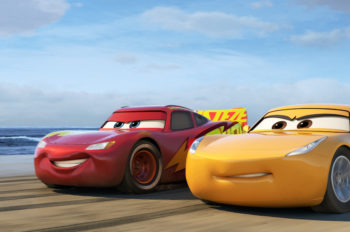 """Lightning McQueen """"Takes it to the Limit"""" in a New Trailer for 'Cars 3'"""