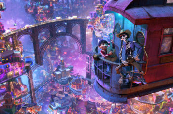 Disney•Pixar's 'Coco' Uses Innovative Visual Effects to Celebrate Family and Tradition