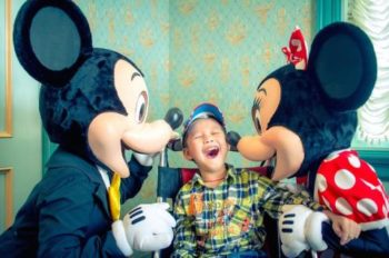 Disney Celebrates Compassion Month