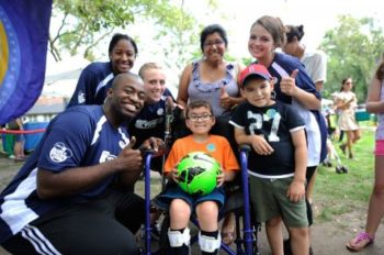 'Disney Magic of Healthy Living' Hits the Road with TRYathlon 2014