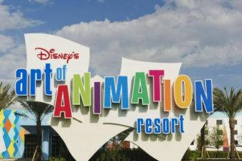 Disney's Art of Animation Resort and New Lion King Wing Caters to Families in a New Way