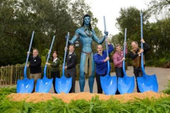 Construction Begins for AVATAR-Inspired Land at Disney's Animal Kingdom