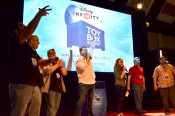Disney Interactive Hosts First-Ever 'Disney Infinity' Toy Box Summit