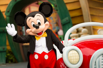 Disney Launches Worldwide Celebration Honoring 90 Years of Mickey Mouse