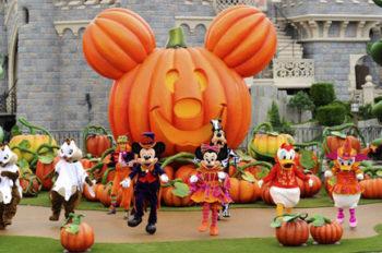 Halloween Haunts Disney Parks Guests Around the Globe