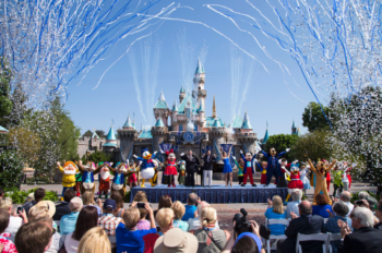 Cheers to 60 Years of Disneyland!