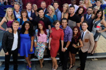 'Dancing with the Stars' Cast Revealed, 'Good Morning America' is No. 1, 'Saving Mr. Banks' to Open AFI FEST 2013