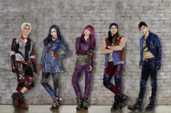 "First Look at Disney Channel's ""Descendants 2"""