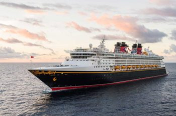 Disney Cruise Line Recognized In Condé Nast Traveler's Readers' Choice Awards