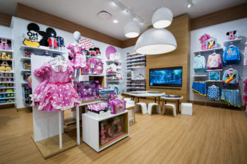 Disney Launches Innovative New E-commerce Destination and Prototype Store Design