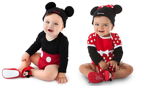Disney S Newest Arrival The First Disney Baby Store And Online