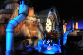 Ratatouille Opens to Guests at Disneyland Paris