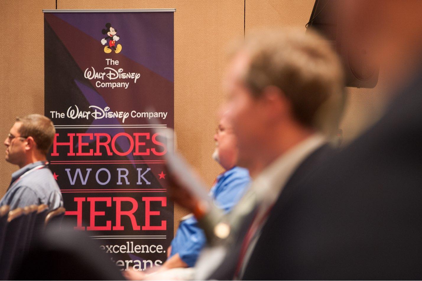 Disney Celebrates Five Years of 'Heroes Work Here' - The Walt Disney