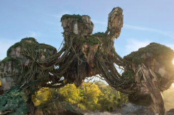 Pandora – The World of Avatar to Open May 27, Star Wars Lands Coming in 2019