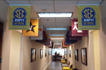 SEC Network Launches Tonight