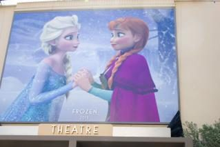 'Frozen' Honored at The Walt Disney Studios Main Theatre