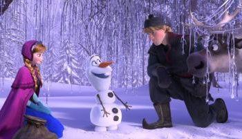 'Frozen' Q&A with Olaf Animator Hyrum Osmond