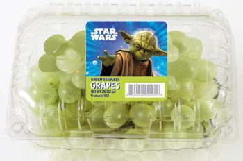 Star Wars-Themed Fruits and Veggies to Join Disney and Marvel's Healthy Offerings