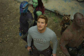 'Guardians of the Galaxy Vol. 2' Posts Powerful $17 Million in U.S. Previews