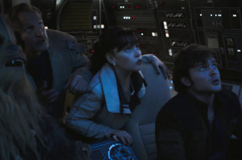 'Solo: A Star Wars Story' Teaser Trailer Debuts