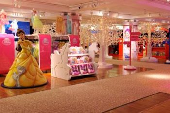 Disney and Harrods Team Up this Holiday Season in London