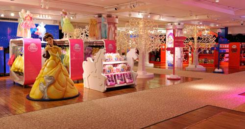 Disney and Harrods Team Up this Holiday Season in London - The Walt ...