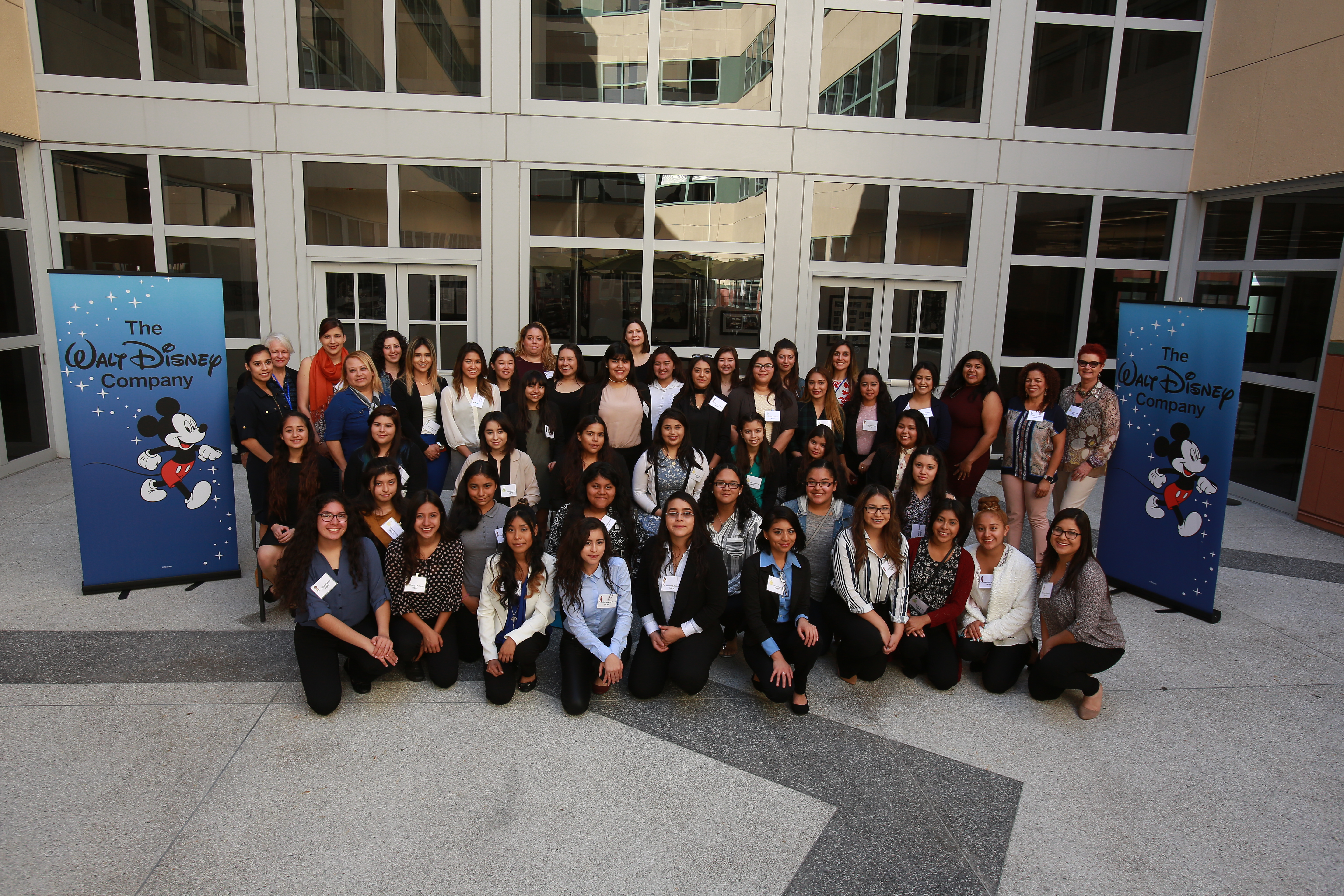Disney Inspires Latina Women and Students During Women's History Month