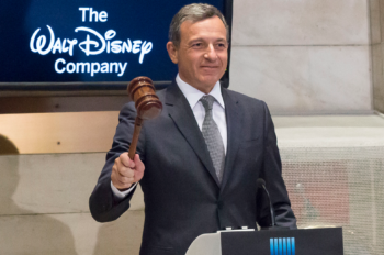 'Chief Executive' Magazine Names Disney Chairman and CEO Bob Iger '2014 CEO of the Year'