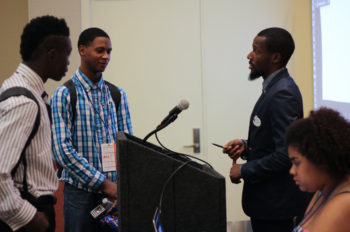 Disney Supports Young African American Leaders at NAACP Conference
