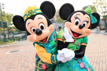 Hong Kong Disneyland Delivers Another Record-Breaking Year