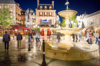 Immersive Dining Experience Awarded at Disneyland Paris