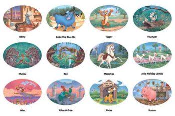 Walt Disney Parks and Resorts Celebrates Lunar New Year