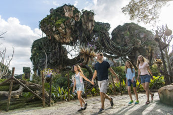 New Walt Disney Parks and Resorts ExperiencesHonored by Themed Entertainment Association