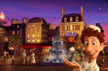 Disneyland Paris Reveals First Extended Sneak Peek at the World of 'Ratatouille'