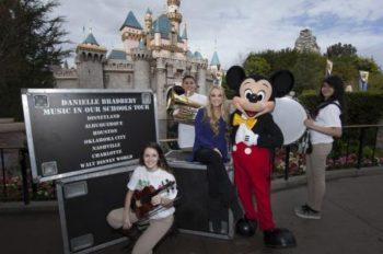 Inspiring Young Actors, Dancers and Musicians Through Disney Performing Arts